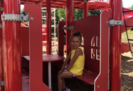 Aberdeen South Dakota Farm Playground