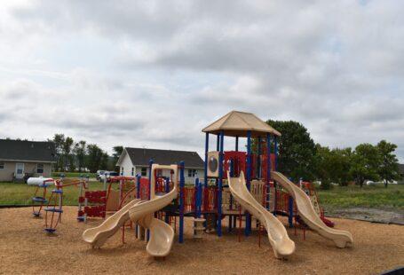 Agency South Dakota Playground