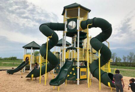 Barker Hill Playground