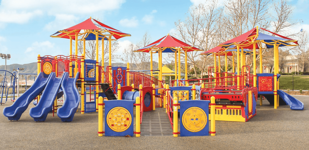 Inclusive Play Structure