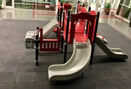 Rough Rider Center Playground
