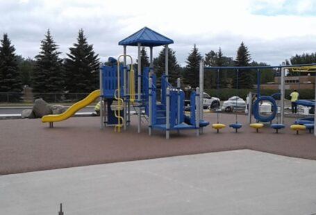TRACS Center Playground