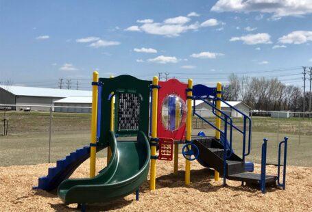 Tiny Tyke's Daycare Playground