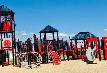 White Shield ND Playground